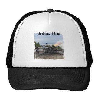 Canon Firing Trucker Hat