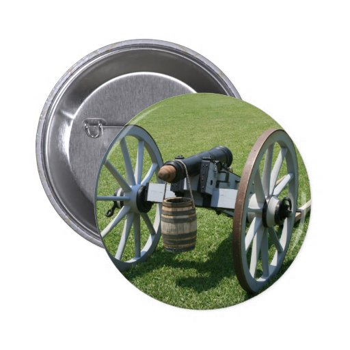 Canon II de S. Augustine Fort contra hierba Pin
