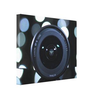 Canon Impresión En Lona Estirada