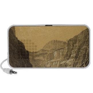 Canon magnífico, el río Colorado Laptop Altavoces