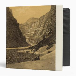 """Canon magnífico, el río Colorado Carpeta 1 1/2"""""""