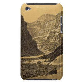 Canon magnífico, el río Colorado Barely There iPod Fundas