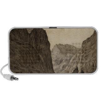 Canon negro, el río Colorado 2 Laptop Altavoz
