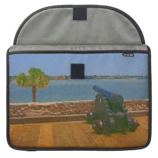 Canon over inlet painting MacBook pro sleeves