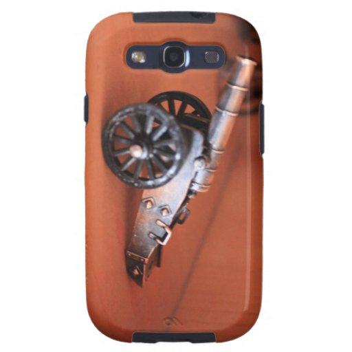 Cañón Samsung Galaxy S3 Cárcasa