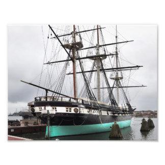 Canon Ship-Baltimore Harbor Photo Print