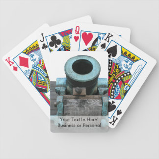 Canon St Augustine Stubby Bicycle Playing Cards
