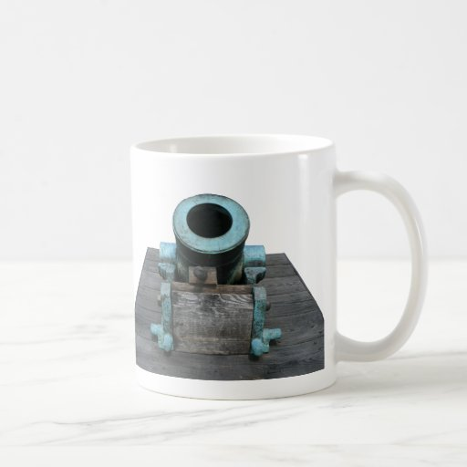 Canon St Augustine Stubby Coffee Mug