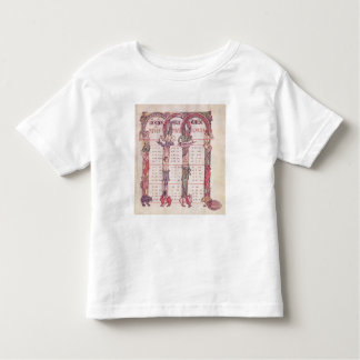 Canon tables of the Evangelists Toddler T-shirt