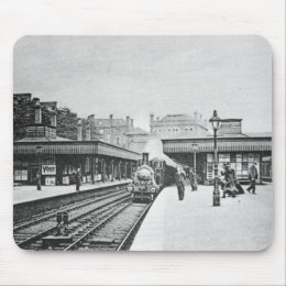 Canonbury Station, Islington, c.1905 Mouse Pad