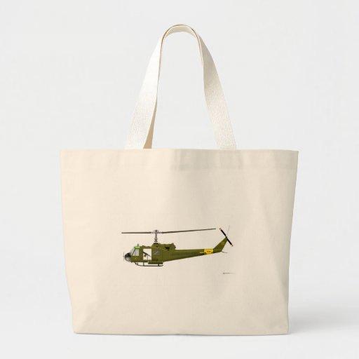 Cañonera de Bell UH-1B Bolsa Tela Grande