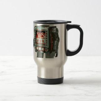 Canones preferidos del robot w del juguete taza de café