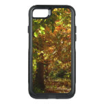 Canopy of Fall Leaves II Yellow Autumn Photography OtterBox Commuter iPhone 8/7 Case
