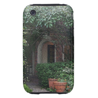 Canopy of Foliage iPhone 3 Tough Cover