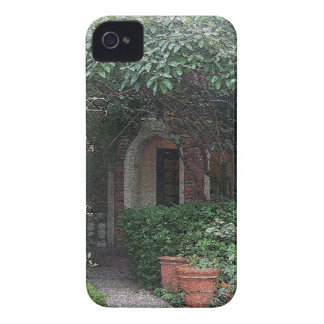 Canopy of Foliage iPhone 4 Case