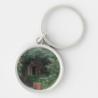 Canopy of Foliage Keychain