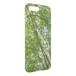 Canopy of Spring Leaves Green Nature Scene iPhone 8 Plus/7 Plus Case
