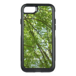 Canopy of Spring Leaves Green Nature Scene OtterBox Commuter iPhone 8/7 Case