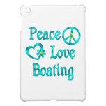 Canotaje del amor de la paz