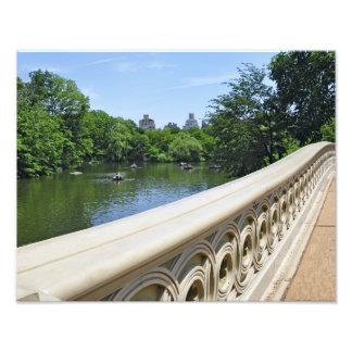 Canotaje en Central Park Fotografías