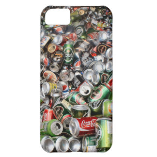 Cans Case For iPhone 5C