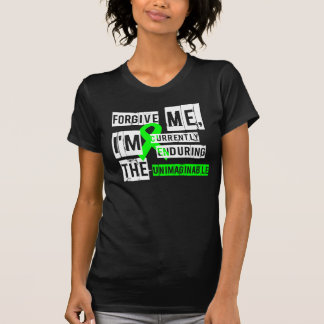 Cansado de la camisa inimaginable de Lyme