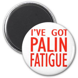 Cansancio de Palin Iman