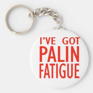 Cansancio de Palin Llavero