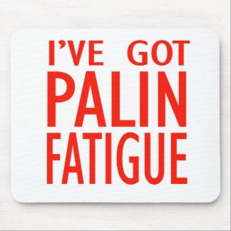Cansancio de Palin Tapete De Raton