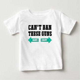 Can't Ban These Guns Baby T-Shirt