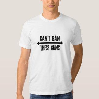 Can't Ban These Guns T Shirt