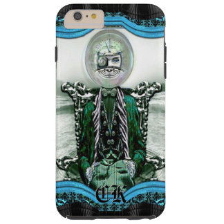 Can't Be Bothered Cyborg Plus Tough iPhone 6 Plus Case