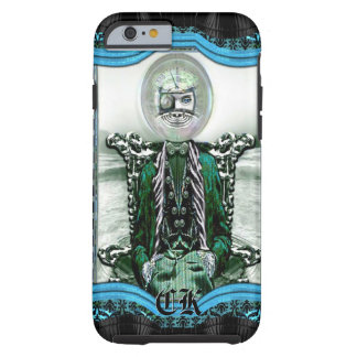 Can't Be Bothered Cyborg Tough iPhone 6 Case