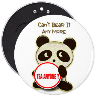 Can't Bear It Pinback Buttons