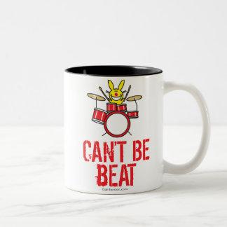 Can't Beat Me Two-Tone Coffee Mug