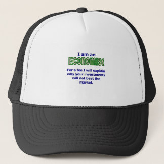 Can't Beat the Market Trucker Hat