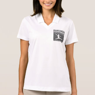 Can't Buy Happiness Dance Polo Shirt