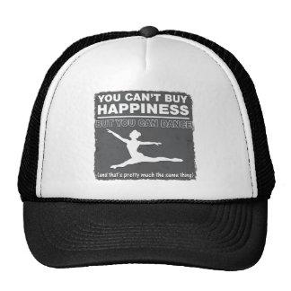 Can't Buy Happiness Dance Trucker Hat