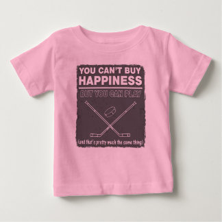 Can't Buy Happiness Hockey Tees