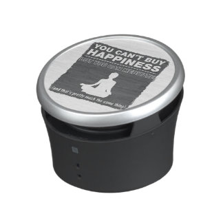 Can't Buy Happiness Meditate Speaker