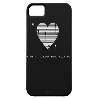 cant buy me love iPhone 5 cover