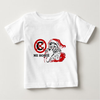 Can't C Me Homie Baby T-Shirt