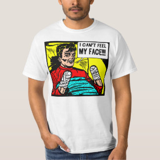 Can't Feel My Face T Shirt