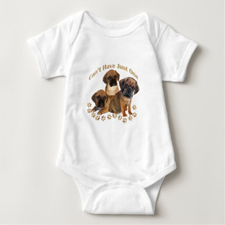 CAN'T HAVE JUST ONE PUGGLE BABY BODYSUIT