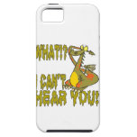 cant hear you ignoring dragon cartoon iPhone 5 covers
