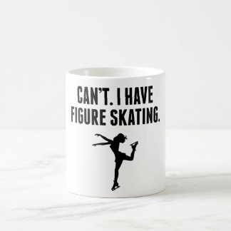 Can't I Have Figure Skating 11 Oz Magic Heat Color-Changing Coffee Mug