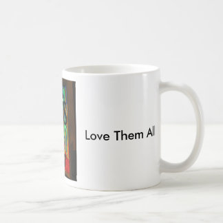 Can't Live Without them Classic White Coffee Mug