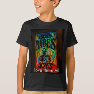 Can't Live Without them T-Shirt