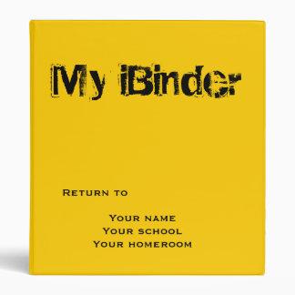 Can't lose THIS iBinder Binder