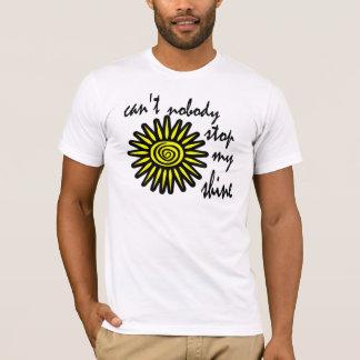 Can't Nobody Stop My Shine With Big Sun, Swirl T-Shirt